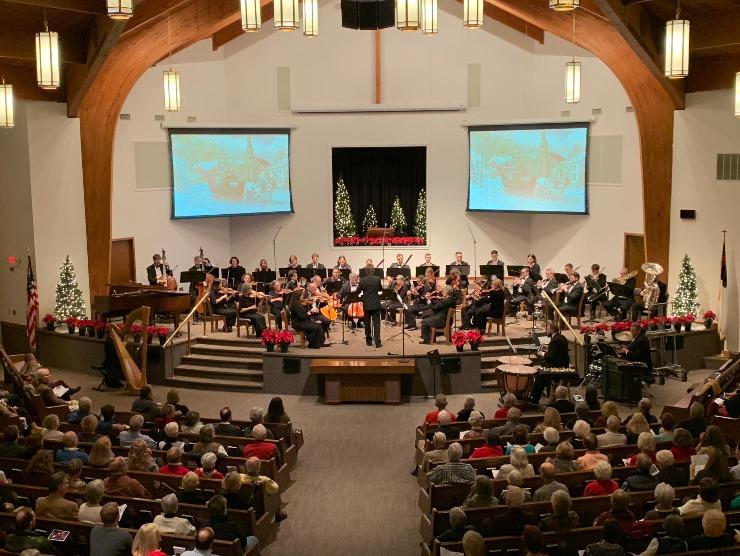 Bamso Christmas Concert 2020 Ohio Blue Ash Montgomery Symphony Orchestra   Home